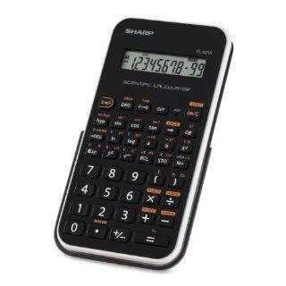 Sharp EL 501XBWH Engineering/Scientific Calculator  Electronics