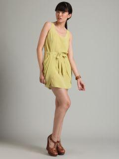 Silk Jasmine Cowl Skirt Dress by Stella & Jamie
