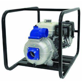 "IPT Pump 3P9XHR Engine Driven Portable High Pressure Pump with Honda GX270 Engine, Aluminum, 8 HP, Curve B, 3"" NPT Male Suction & Discharge Ports Industrial Pumps Industrial & Scientific"