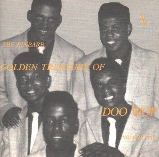 The Finbarr Golden Treasury of Doo Wop, Vol. 1 Music