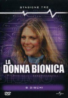 La Donna Bionica   Stagione 03 (6 Dvd): Richard Anderson, Lee Majors, Lindsay Wagner, Gwen Arner, Jack Arnold: Movies & TV