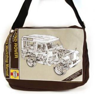 Land Rover Manual Shoulder Bag by Haynes Clothing