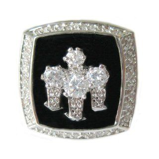 1996 Chicago Bulls Michael Jordan Championship Champions Ring US 10 : Sports Fan Rings : Sports & Outdoors