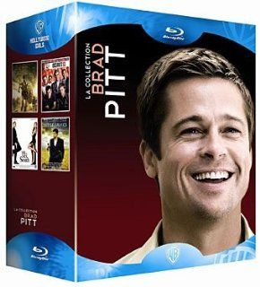 La Collection Brad Pitt : Troie + L'assassinat de Jesse James par le l�che Robert Ford + Mr. & Mrs. Smith + Ocean's 13 [Blu ray]: Movies & TV