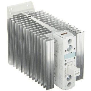 Siemens 3RN1013 2GW00 Thermistor Motor Protection Relay, Cage Clamp Terminal, Standard Evaluation Units, 2 LEDs, 22.5mm Width, Manual/Auto/Remote Reset, 2 CO Hard Gold Plated Contacts, 24 240VAC/VDC Control Supply Voltage: Current Monitoring Relays: Indust