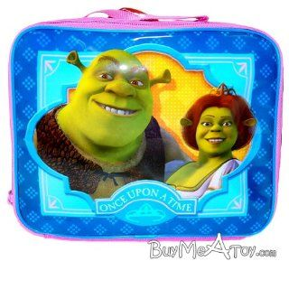 Shrek Fiona the Movie Pink Insulated Lunch Box Princess Bag: Kitchen & Dining