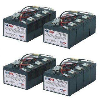 APC Smart UPS 5000 Rack Mount XL 5U 208V SU5000RMXLT5U Batteries: Electronics
