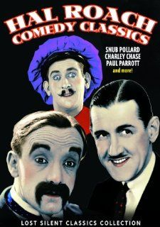 Roach Comedy Classics: Long Fliv The King (1921) / Strictly Modern (1922) / Start the Show (1920) / Take the Next Car (1922) (Silent): 'Snub' Pollard, Charley Chase: Movies & TV