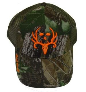 Bone Collector Blaze Antlers Cap ~ Deer Hunting HAT at  Men�s Clothing store: Baseball Caps