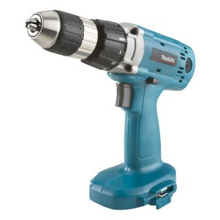 Makita Reconditioned Cordless Drill/Driver — Tool Only, 14.4 Volt, 1/2in. Chuck, Model# 8433D  Cordless Drills