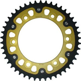 Supersprox Stealth Gold 530 40 Tooth Rear Sprocket for Suzuki GSXR 1000 SV Hayabusa Bandit: Automotive