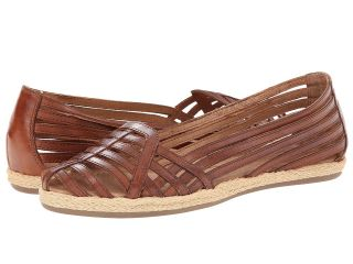 Corso Como Stride Womens Slip on Shoes (Tan)