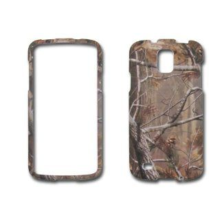 Rt Tree Hunting Camo Mossy Oak Samsung Galaxy S4 Active / I9295 / Sgh i537 Skin Hard Case/cover/faceplate/snap On/housing/protector: Cell Phones & Accessories