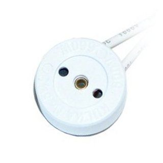 Kulka 00543   KULKA 543 FIXED END 2 Pin Fluorescent Base Socket   Light Sockets