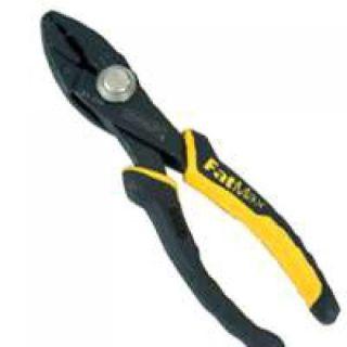 Stanley Tools 84 645 Fatmax 6 Inch Slip Joint Plier Bi Material Handles   Each Tools