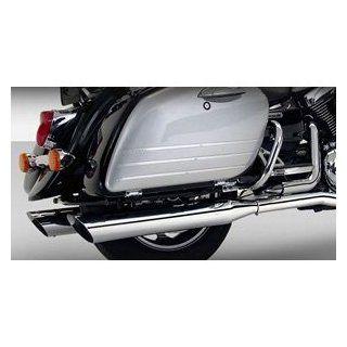 Vance & Hines V19403 HONDA VT1100CT SHADOW TOUR ACE 98 01 BAGGER DUAL EXHAUST SYSTEM (C08009408) Automotive