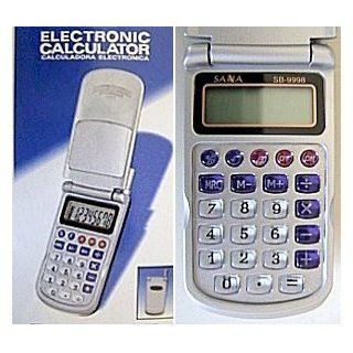 Cell Phone Shaped Electronic Calculator Toys & Games