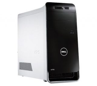 Dell XPS Desktop Intel Core i7, 12GB RAM, 2TB HD & 32GB SSD —