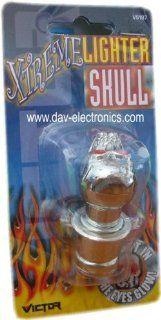 Xtreme Skull Lighter 12 Volt Cigarette Lighter Automotive