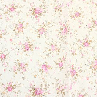 "Decopatch Decoupage Paper Mache ""Flower Arrangements White Pink Orange 570"""