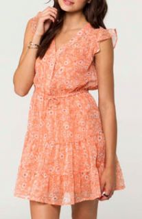 ONeill 43416005 Fiona Tiered Dress
