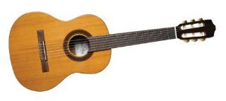 Cordoba Requinto 580 1/2 Size Acoustic Nylon String Classical Guitar Musical Instruments