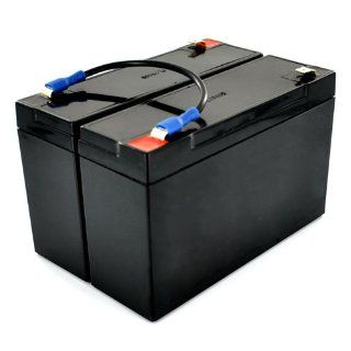 AtBatt Replacement Backup Battery for APC RBC3: Electronics