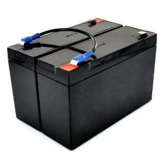 AtBatt Replacement Backup Battery for APC RBC3: Electronics