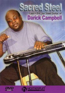 DVD Sacred Steel Learn the Lap Steel Guitar of Darick Campbell: Darick Campbell, Happy Traum: Movies & TV