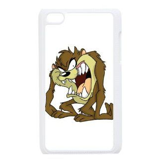CTSLR Anti Skid ipod Touch 4 4th Generation Back Case  Protector Cartoon Taz 15: Cell Phones & Accessories