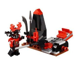 New Stone Army Warrior & Ninjago Catapult Minifigure NEW From Lego Set 70503: Toys & Games