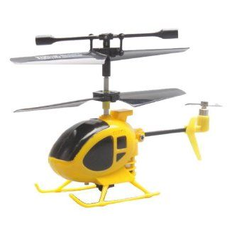 SYMA S6 Mini 3.5 channel Remote Control Helicopter Model Airplane Toys   Yellow Toys & Games