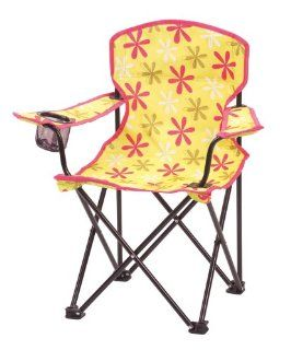 Coleman Young Adult Petals Quad Chair : Camping Chairs : Sports & Outdoors