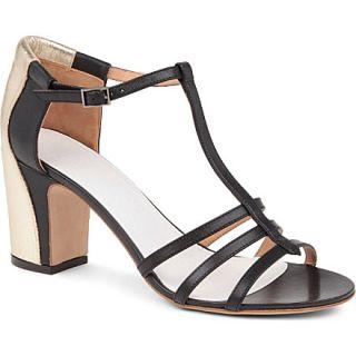 MAISON MARTIN MARGIELA   MGM leather sandals
