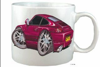 PORSCHE 911 Koolart 10 fl oz CERAMIC MUG Customised FREE595