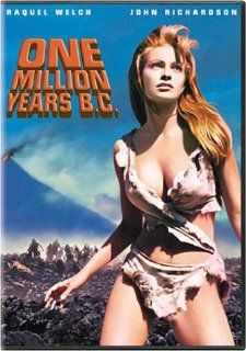 One Million Years B.C.: Raquel Welch, John Richardson, Percy Herbert, Robert Brown, Martine Beswick, Jean Wladon, Lisa Thomas, Malya Nappi, Richard James, William Lyon Brown, Frank Hayden, Terence Maidment, Don Chaffey, Aida Young, Hal Roach, Michael Carre