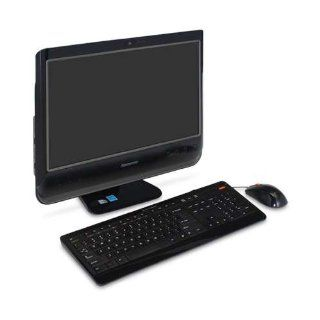 Lenovo C200 Series 40253LU Desktop (Black) : Desktop Computers : Computers & Accessories