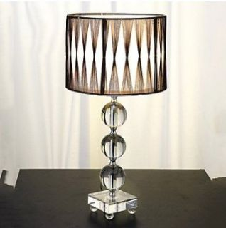 Crystal Bubble Table Lamp