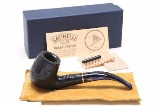 Savinelli Alligator Blue 606B Tobacco Pipe  Other Products