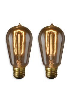 Nostalgic Hairpin Edison Bulb (Set of 2) by Bulbrite