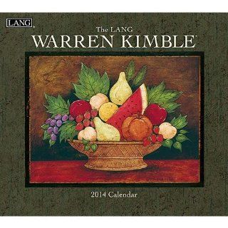 2014 The Lang Warren Kimble Wall Calendar