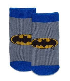 Justice League Infant Socks 6 Pack