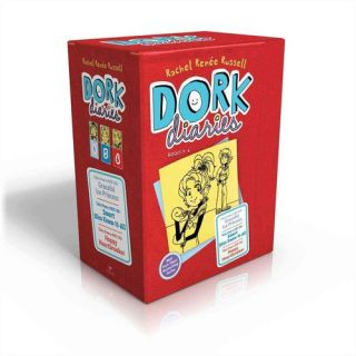 Dork Diaries Box Set (Books 4 6): Dork Diaries 4; Dork Diaries 5; Dork Diaries 6, Russell, Rachel Renee: Childrens Books