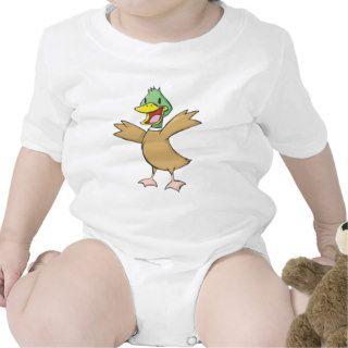 Happy Mallard Duck Smiling Shirt