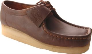 Clarks Wallabee   Beeswax Leather