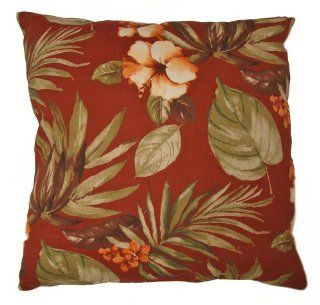 American Mills 33235.628 Indoor/Outdoor Costa Rica Pillow, 16 by 16 Inch, Set of 2   Throw Pillows