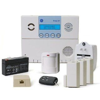 GE Security 80 649 3N XT Simon XT Crystal Package C5 w/o X10: Control, Battery, Class II Transformer, Phone Cord, RJ31X Jack, Video, (3) Crystal Door/ : Home Security Systems : Camera & Photo