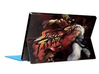 Street Fighter IV Microsoft Windows RT Surface Tablet Decorative Skin Sticker Protective Decal,Sur1231 019 Computers & Accessories