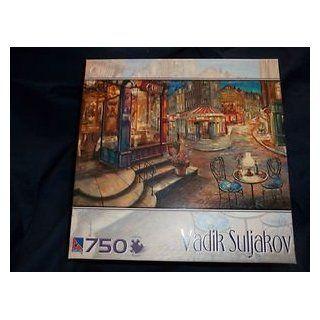 Vadik Suljakov 750 Piece Jigsaw Puzzle CAMILLE Toys & Games