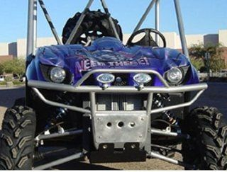 Dragonfire Racing Yamaha Rhino 660/700 Pre Runner Front Bumper. Black Powder Coated. DFR 1TPB Automotive